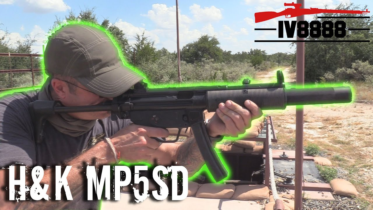 Download H&K MP5SD