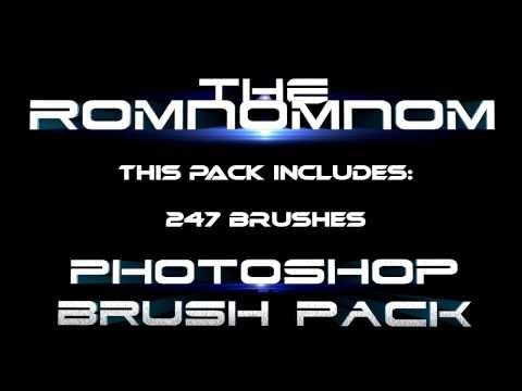 Photoshop Huge Brush Pack