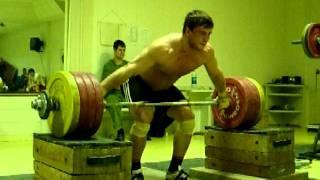 рывок 214 кг. мировой рекорд.mov