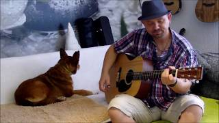 �������� ���� Windy and Warm by J.D. Loudermilk (Cover) ������