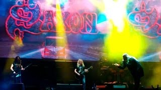 Saxon - 747 (Strangers in the Night) - Live @ Rock Fest Barcelona 2015