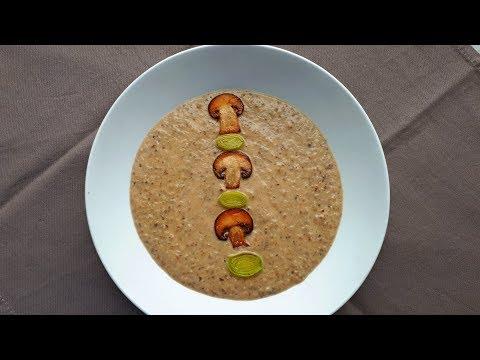 Как приготовить грибной суп из вешенок: фото, видео