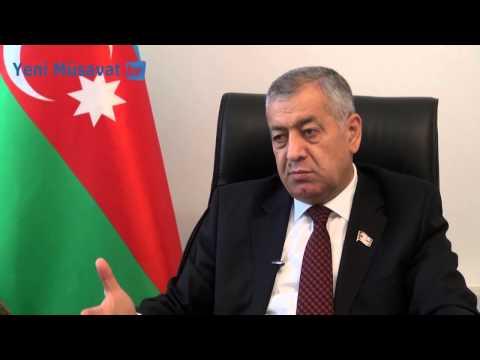 """Mİllət vəkili Vahid Əhmədov """"Yeni Müsavat""""ı təbrik etdi"""
