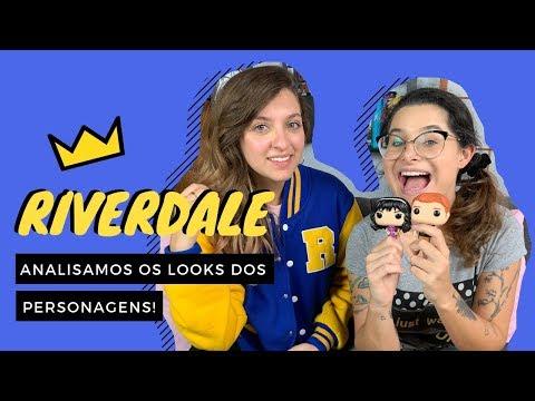 Analisando os looks de Riverdale Feat Ali e Aqui -  2   YASMIM FASSBINDER