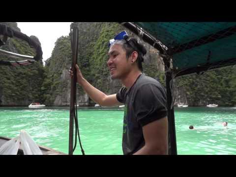 Thailand - Phi Phi Tour, June 2015