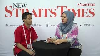 Q & A session with Pemuda Umno Gombak