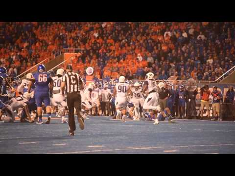 Sept. 4, 2015 UW v. BSU Highlights Video