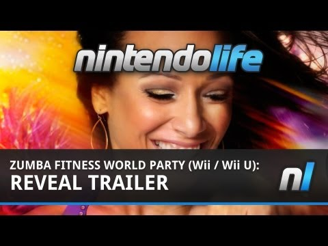 Zumba Fitness World Party (Wii U) Reveal Trailer