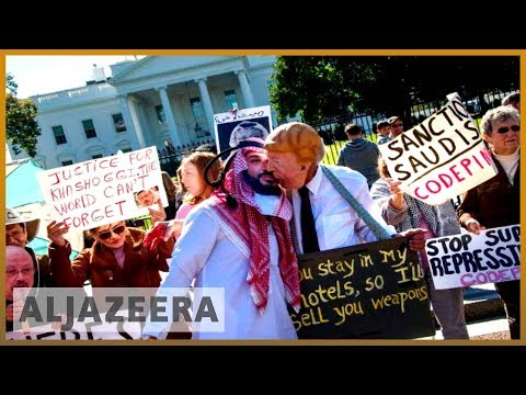 🇸🇦 Saudi Arabia: Global pressure calling for end to arms sales | Al Jazeera English