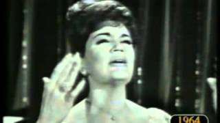 Connie Francis   Al Di La 1964 YouTube Videos