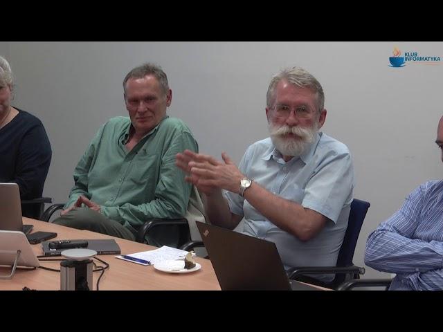 Klub Informatyka PTI. Perspektywy zawodów informatycznych. Dyskusja.