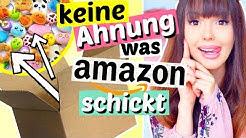 Amazon schickt uns Zufallsprodukte! | ViktoriaSarina