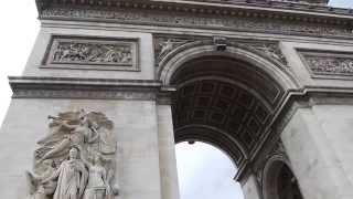 #13578, Arco del triunfo en paris 2 [Raw], Lugares y ciudades