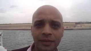عبد الرحيم محمود  القيادى بحركة تمرد  من قناة السويس الجديدة:الله يعينك يا سيسي