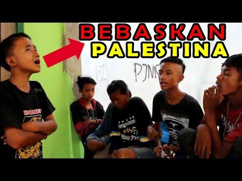 Suara Anak Jalanan Untuk Palestina Versi Musisi Cilik Suara Merdu