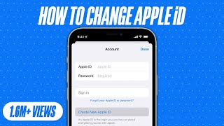 How to Change Apple ID on iPhone or iPad Running iOS 8.x