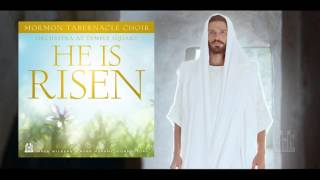 NOT THE MORMON TABERNACLE CHOIR  --HE IS RISEN - LDS CHOIR & JOA (singing 2nd Verse) --March 2016
