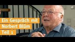 Teil 1 - Ein Gespräch mit Norbert Blüm (* 21.07.1935 - † 23.04.2020) aus dem Jahre 2015