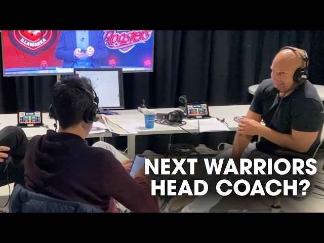 Nathan Brown Responds To Reports He Is The New Warriors Head Coach | Triple M NRL