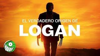 El VERDADERO ORIGEN de LOGAN (X-Men)