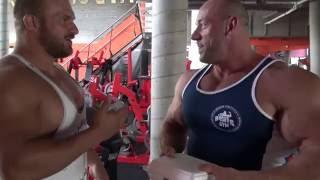 #IronVlog: Ironvytas lankosi Burneika sports gym, Varšuvoje 2017 Video