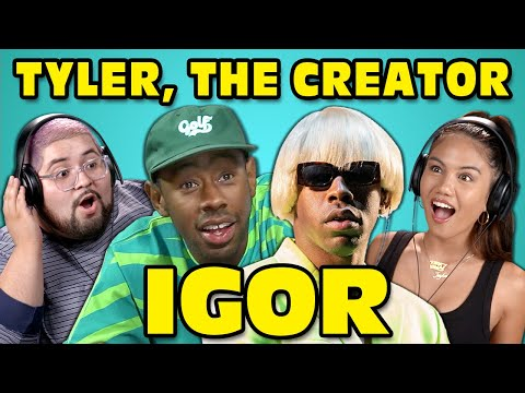 Generations React To Tyler, The Creator - IGOR (Full Album Reaction)