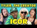 Generations React to Tyler, the Creator - IGOR (Full Album Reaction)