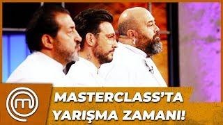 MasterClass'ta Heyecan Dorukta! | MasterChef Türkiye 61.Bölüm