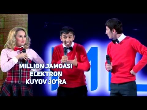 Million jamoasi - Elektron kuyov jo'ra