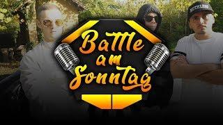 BATTLE AM SONNTAG MIT INSCOPE21, SASCHA & PETER