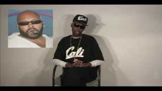 THE BLACK INTERVIEW PART 4 / SUGE KNIGHT 2PAC BARACK OBAMA BIGGIE TUPAC ATEEZZY SMALLS RAP BIG