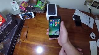 Купил IPhone 7 в Дубаи (ОАЭ)