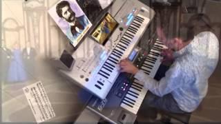 Klaus Wunderlich Happy Blue Danube Yamaha Tyros 4 An der schönen blauen Donau Johann Strauss