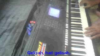 Kerinduan Rhoma Irama Karaoke Yamaha PSR S750
