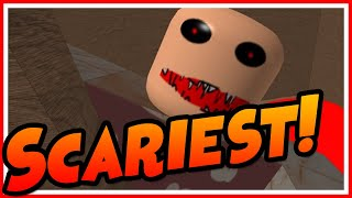 THE SCARIEST GAME ON ROBLOX!!!!!! - ROBLOX