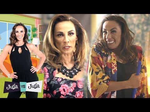 Capítulo 03: El regreso de Rosario Santodomingo | Julia Vs Julia - Distrito Comedia