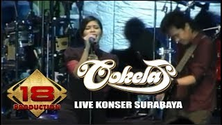Cokelat - Saat Jarak Memisahkan (Live Konser Salam Lebaran - Surabaya 18 Oktober 2007)