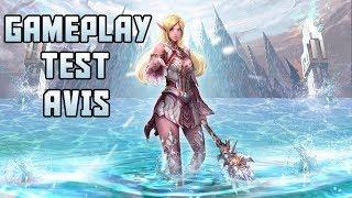 Lineage 2 Revolution : Gameplay - Test - Avis en Français [MMORPG MOBILE]