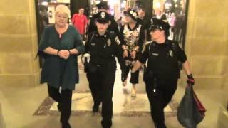 Video Raging Grannies Arrested for singing in Wisconsin Capitol download MP3, 3GP, MP4, WEBM, AVI, FLV Maret 2018