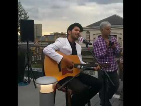 Armaan Malik Live singing Janaan From the pakistani Movie Janaan