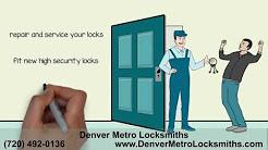 Lakewood Colorado Auto Lockout 24 Hour Locksmith - Denver Metro Locksmiths