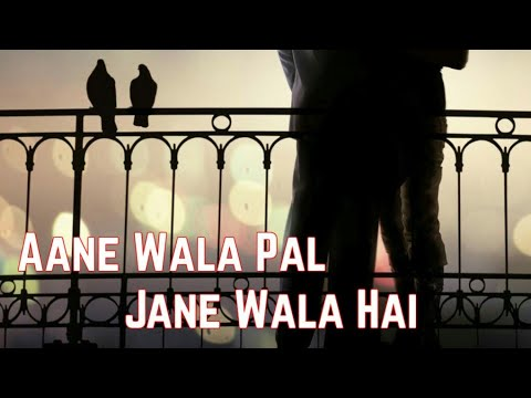 Aane Wala Pal Jaane Wala Hai by Abhijeet sad song