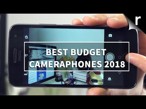 Best Budget Camera Phones 2018: Cheap Mobile Snappers