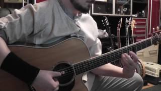 Lux Aeterna - Requiem For A Dream - fingerstyle guitar cover / Реквием по мечте на гитаре