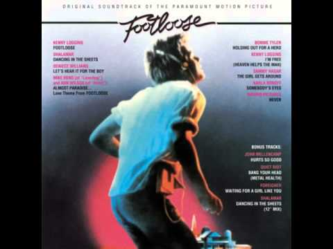 Dancing in the Sheets - Footloose (1984)