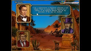 Around the World In 80 Days (2008 Playrix, PC) - 03 of 16: Egypt A [720p60]