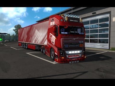 [ETS2 1.36.] Volvo FH16 (2013) By Ohaha