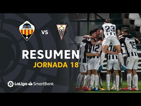 Castellon Albacete Goals And Highlights