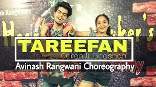 Tareefan | Veere Di Wedding | QARAN Ft. Badshah | Dance Cover | Avinash Rangwani Choreography