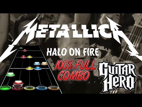 Metallica - Halo On Fire 100% FC (Guitar Hero Custom Song)